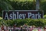 sign for Ashley Park